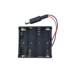 4x AA 6V battery holder...