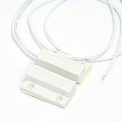Magnetic sensor switch for...