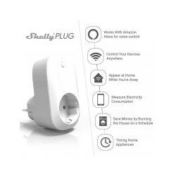 Shelly Plug - Ficha WiFi...