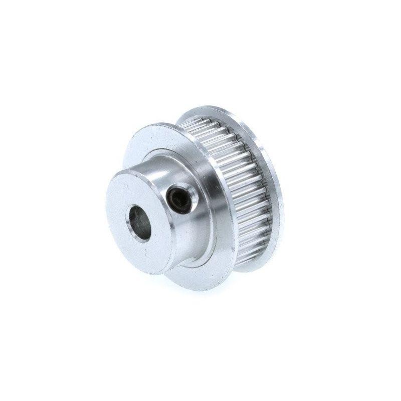 Polia GT2 36 Dentes 6mm Impressora roldana de alumínio 3D Reprap
