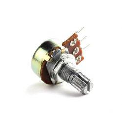 Potencialômetro linear B10K