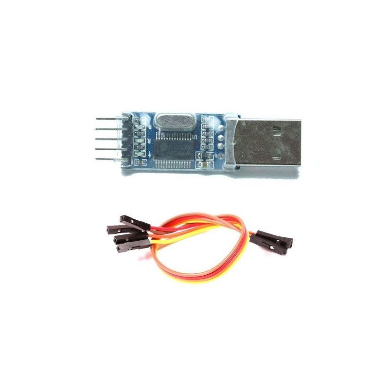 USB to A RS232 UART TTL 5V Converter + Cables