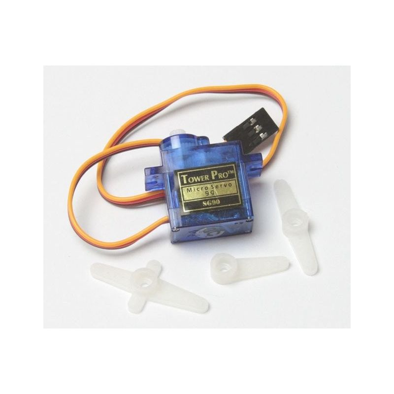 Servo motor 9G SG90 pack 10unds