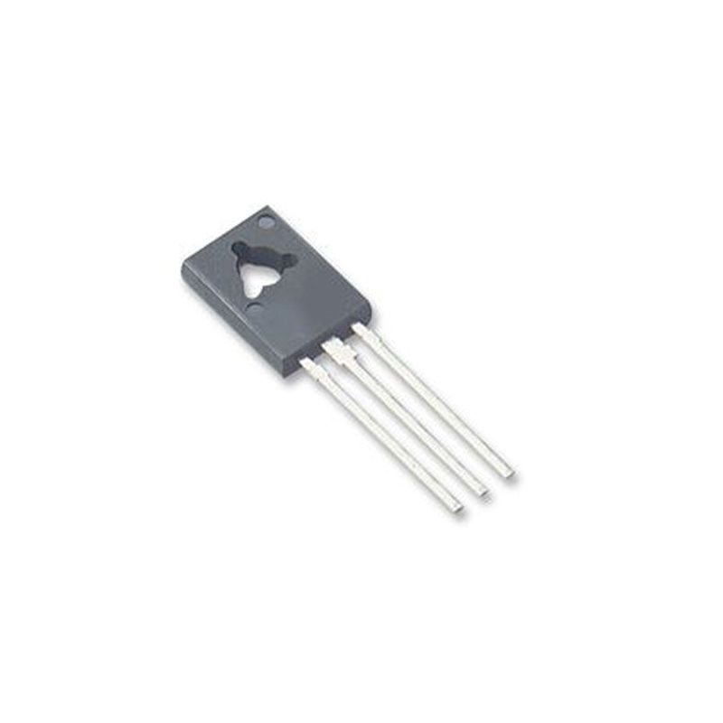 Transistor BD140 PNP TO-126 1,5 A 80 V