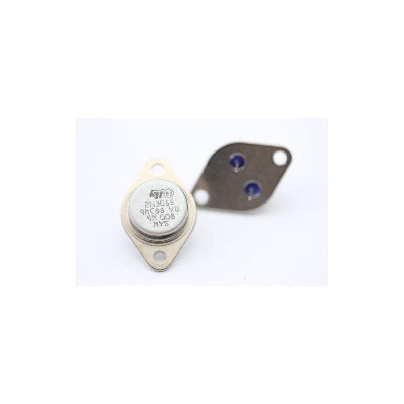 Transistor NPN 2N3055 STM TO3 100V 15A