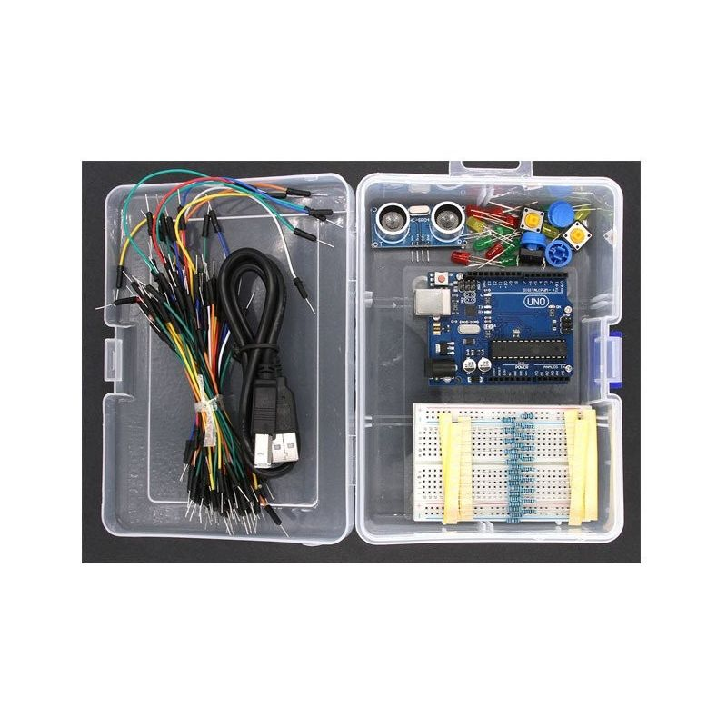 Kit Arduino compatible UNO Mini Básico