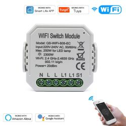 Tuya Wifi Smart Switch -...