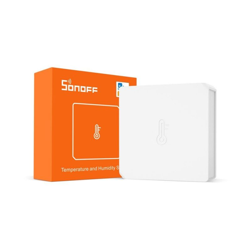 SONOFF SNZB-02 - ZigBee Temperature And Humidity Sensor