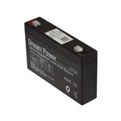 Batería de Gel 6V 7Ah