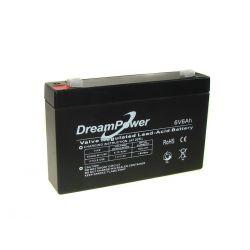 Batería de Gel 6V 6Ah