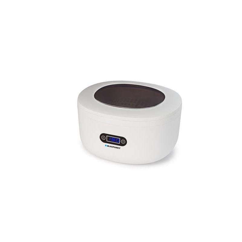 Blaupunkt Ultrasonic Cleaner - 40 W - 750 ml white color - Ultrasonic Cleaner