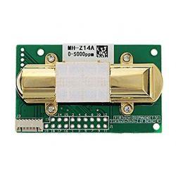 Sensor de CO2 NDIR MH-Z14A...