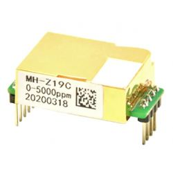 Sensor de CO2 NDIR MH-Z19C...