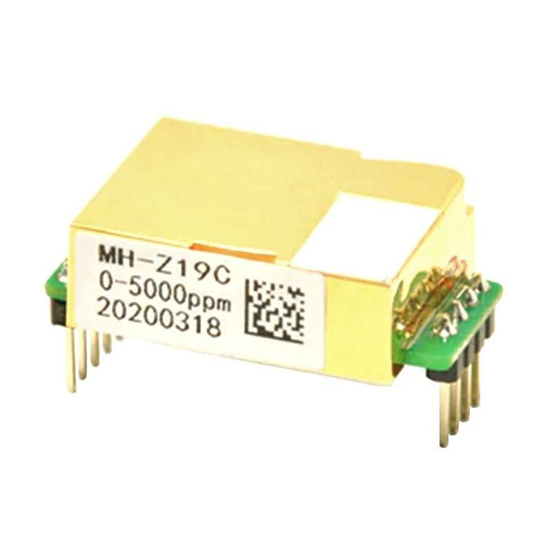 MH-Z19C Infrared Sensor module 5000ppm CO2 monitor HVAC PWM output UART
