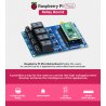 Raspberry Pi Pico Relay Board