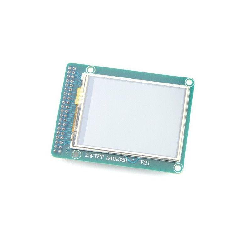 Pantalla LCD TFT 2.4 pulgadas 240x320 lector SD