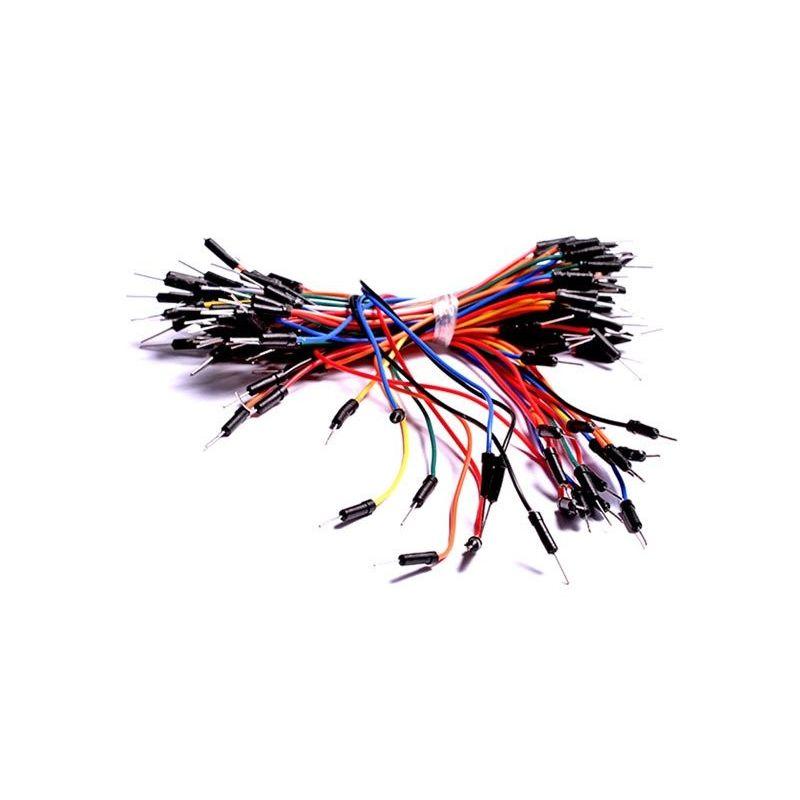 65 x Cable Jumper Macho