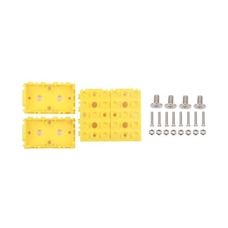 Grove - Yellow Wrapper 1*2(4 PCS pack)
