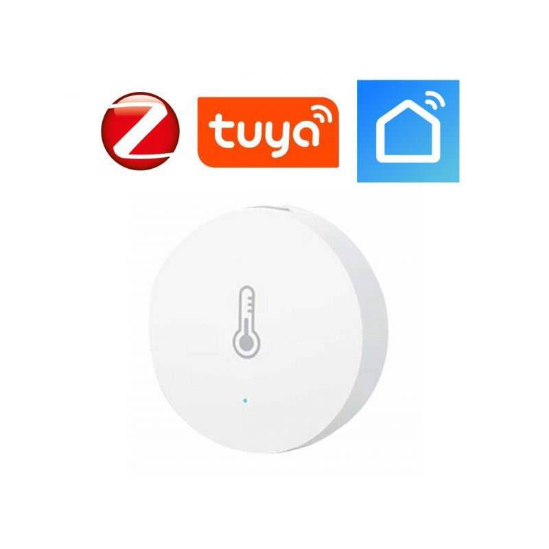 Tuya Smart - ZigBee 3.0 temperature and humidity sensor
