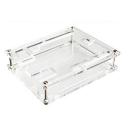 Transparent Box for W1209 DIY