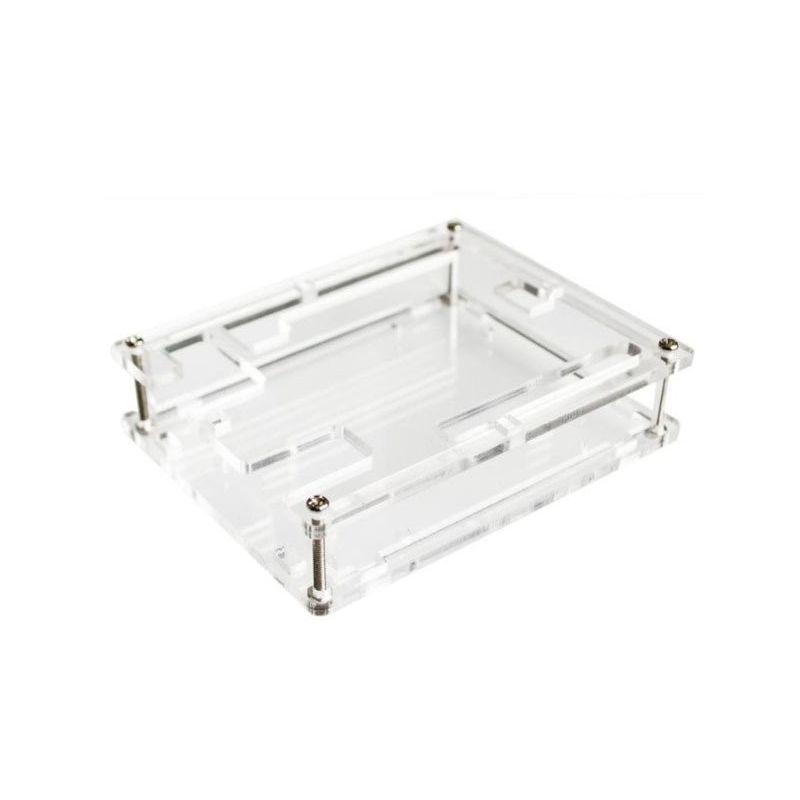 Transparent Box for W1209 DIY