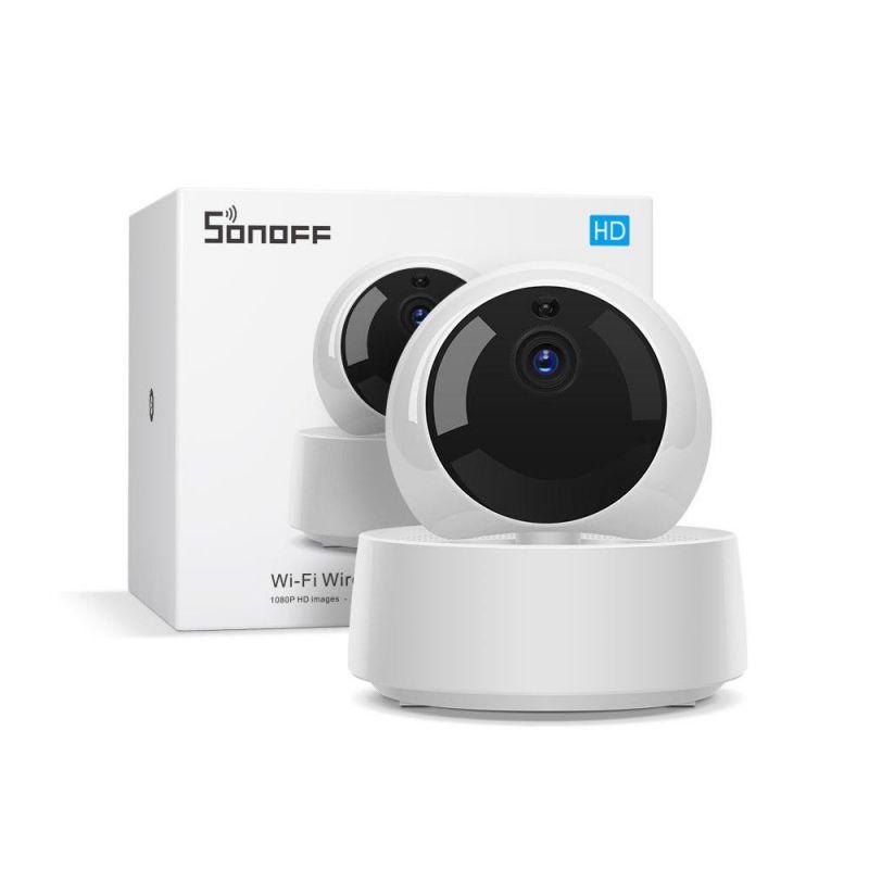 SONOFF GK-200MP2-B Full HD Wifi Security Camera