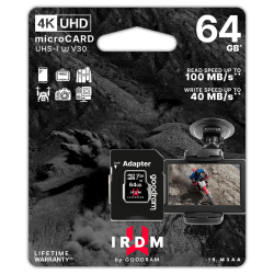 Cartão de memória microSD...