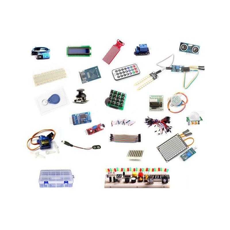 Kit XXL Sensores para Arduino
