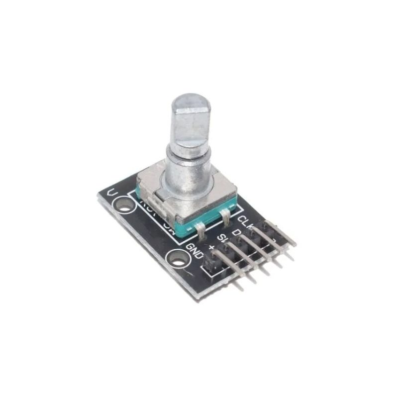 Rotary Encoder EC11 with Push Button Switch