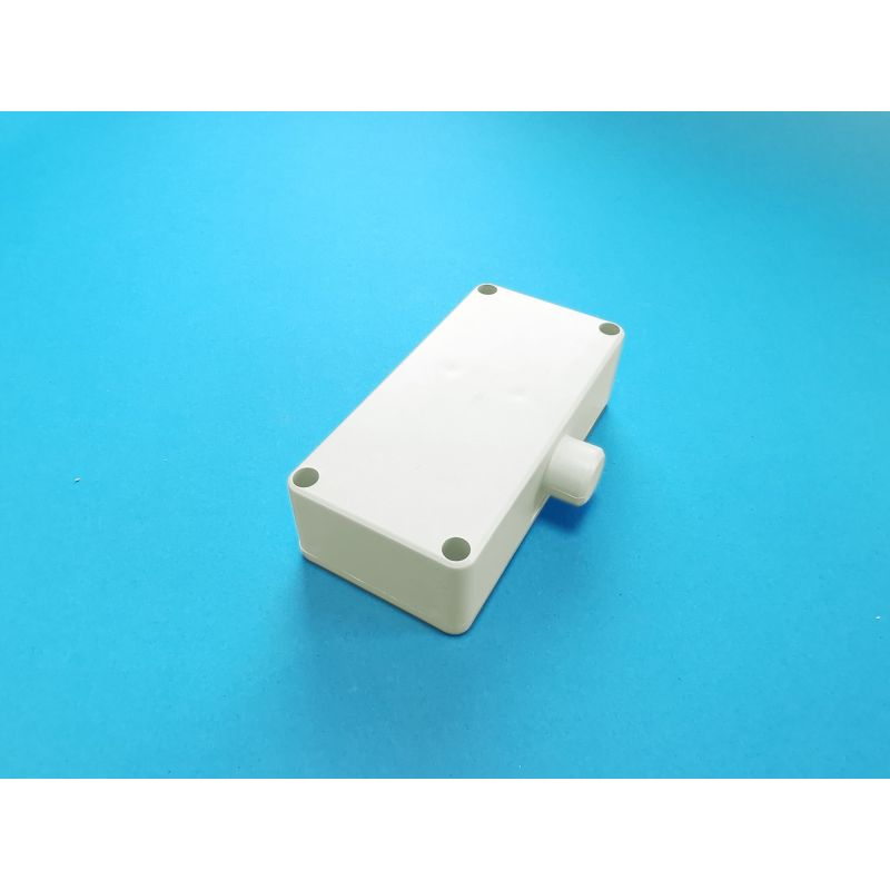 Waterproof Electronic ABS Plastic Junction Prototype Box 128x63x37mm