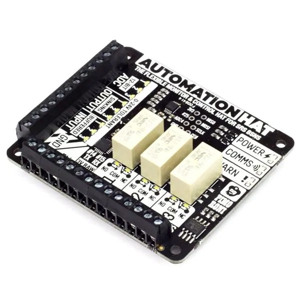 Pimoroni Automation HAT_2