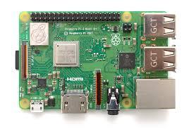 Raspberry Pi 3B +