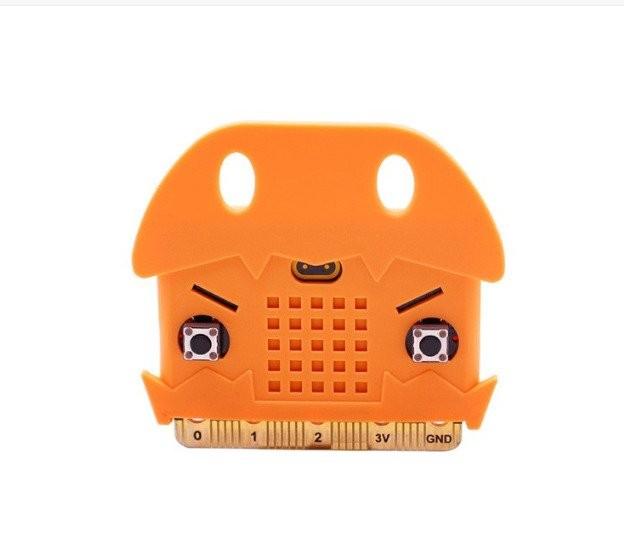 Funda protectora microbit naranja