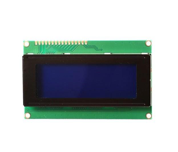 Vista detallada de pantalla LCD 2004