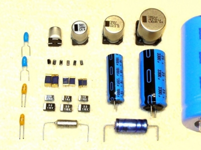 All You Need to Know About Capacitors